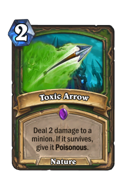 Toxic Arrow