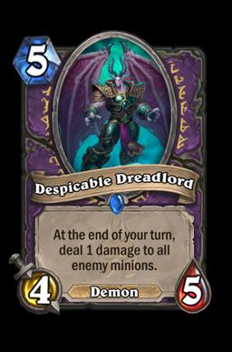 Despicable Dreadlord