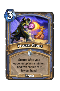 Frozen Clone