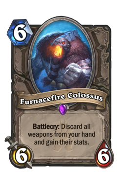 Furnacefire Colossus
