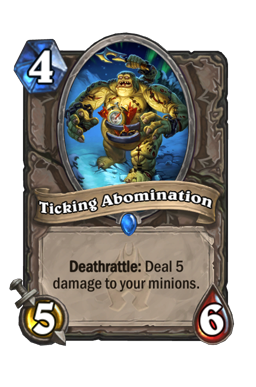 Ticking Abomination