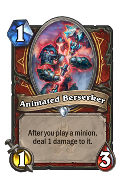 Animated Berserker
