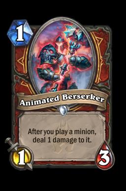 Animated Berserker