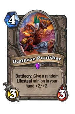 Deathaxe Punisher