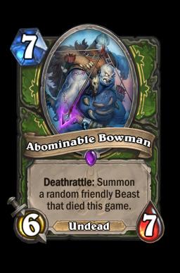 Abominable Bowman