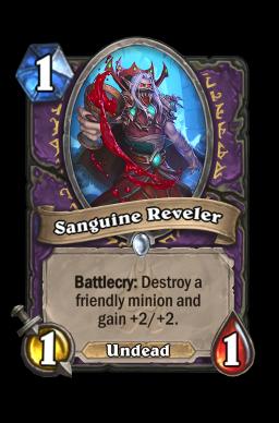 Sanguine Reveler