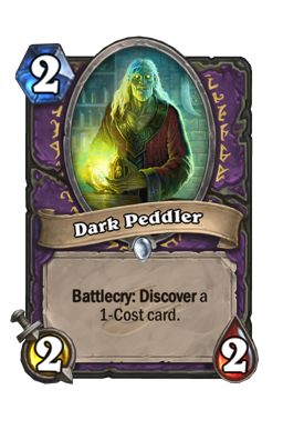 Dark Peddler