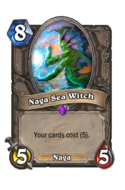 Naga Sea Witch