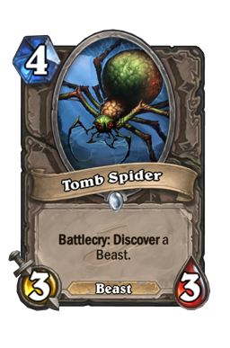 Tomb Spider