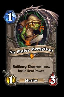 mrrgglton legendary kártya disenchant Naxxramas Hearthstone