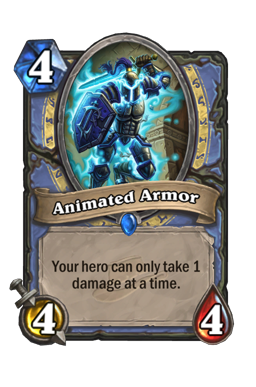Animated Armor