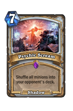 Psychic Scream