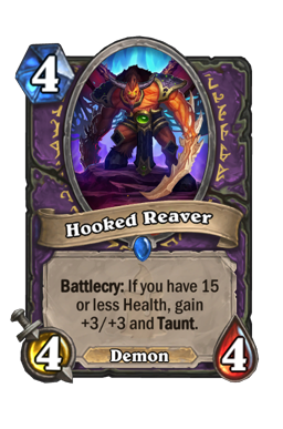 Hooked Reaver