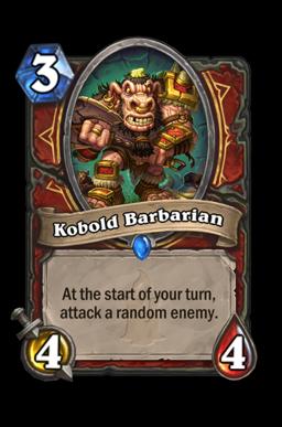 Kobold Barbarian