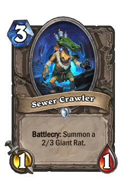 Sewer Crawler