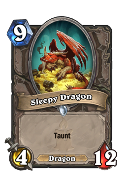 Sleepy Dragon