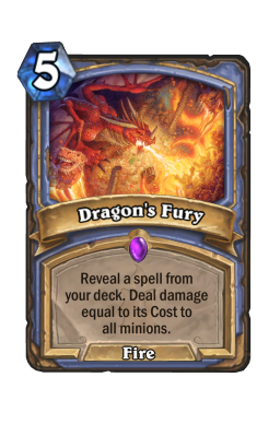 Dragon's Fury