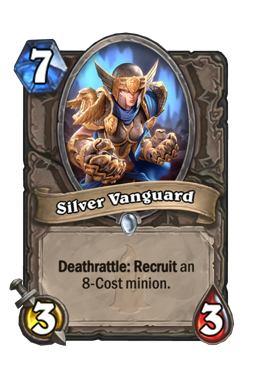 Silver Vanguard