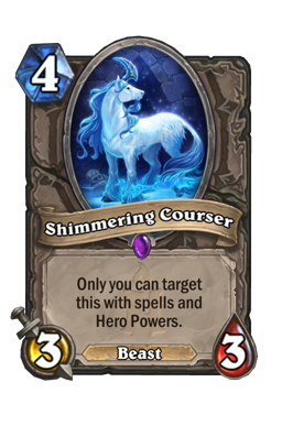 Shimmering Courser