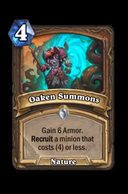 Oaken Summons