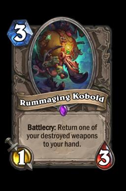 Rummaging Kobold