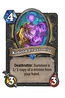 Kobold Illusionist