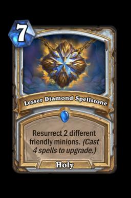 Lesser Diamond Spellstone