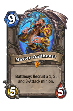 Master Oakheart