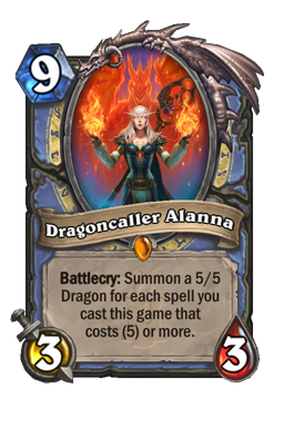 Dragoncaller Alanna