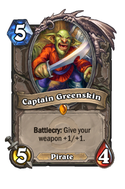 Captain Greenskin