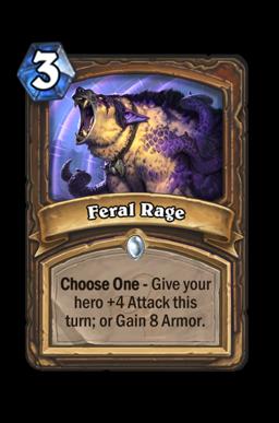 Feral Rage