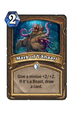Mark of Y'Shaarj