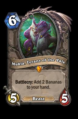 tyrant legendary kártya disenchant Naxxramas Hearthstone