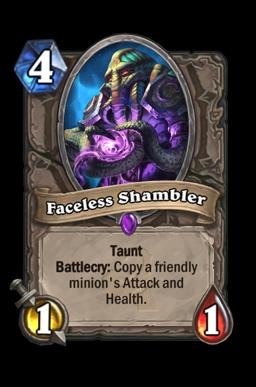 Faceless Shambler