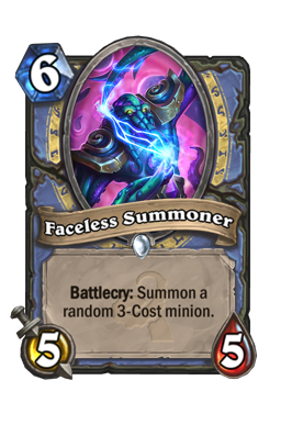 Faceless Summoner