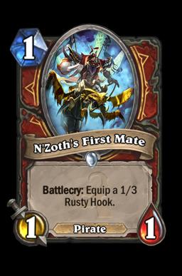 N'Zoth's First Mate