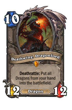 Deathwing, Dragonlord