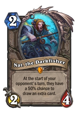 Nat, the Darkfisher