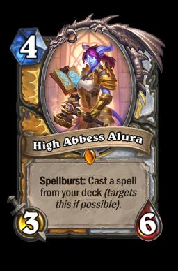 High Abbess Alura