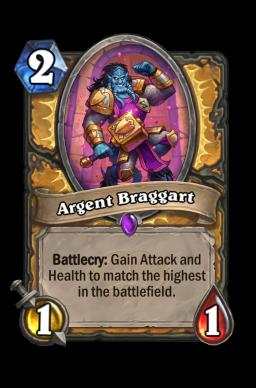 Argent Braggart