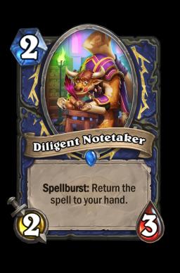Diligent Notetaker