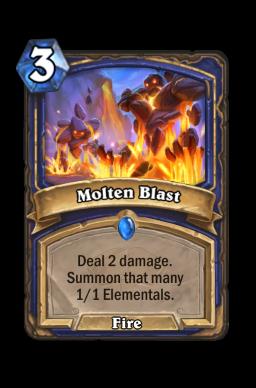 Molten Blast