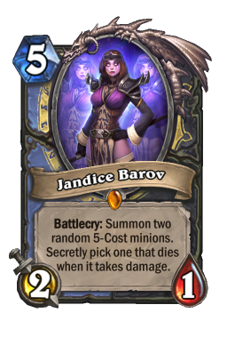 Jandice Barov