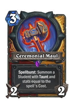 Ceremonial Maul