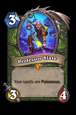 Professor Slate