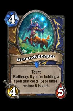 Groundskeeper