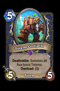 Totem Goliath