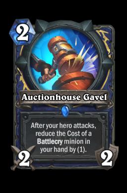 Auctionhouse Gavel