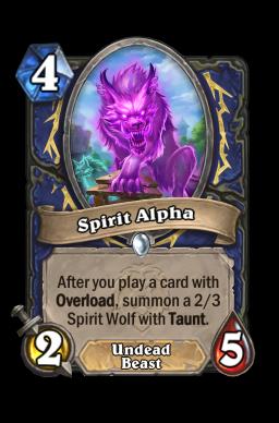 Spirit Alpha
