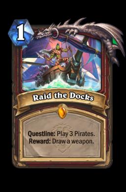 Raid the Docks